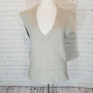 Loft oversized sweater vest